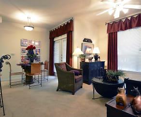 Living Room, Refugio Place
