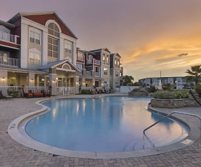 Pool, The Enclave At Tranquility Lake