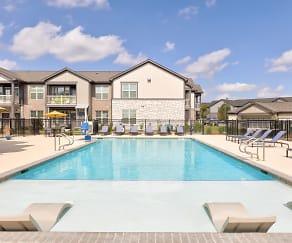 Pool, Springs at McKinney