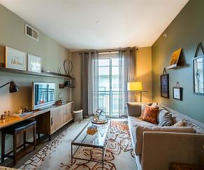 Spacious Floor Plans, Parkside at Firewheel Apartments
