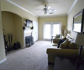 Living Room, The Enclave