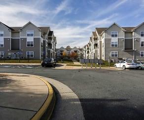 Building, Maple Avenue Apartments