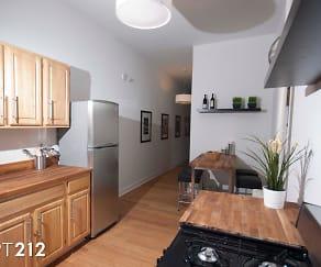 Kitchen, 27 Prince St.