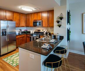 Kitchen, Curve 6100