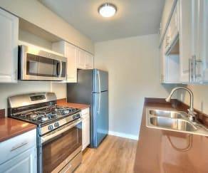 Kitchen, Apex Modern Living