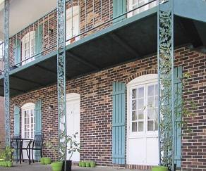 Jeff Davis Apartments, D'Iberville, MS