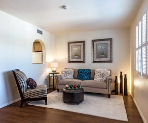Living Room, Promontory