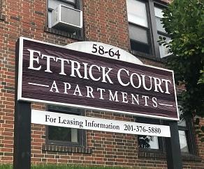 Community Signage, 60 Ettrick Terrace