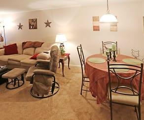 Dining Room, ABC Estates
