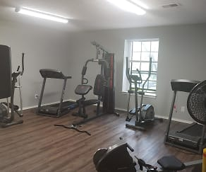 Fitness Weight Room, Dunwoody Court
