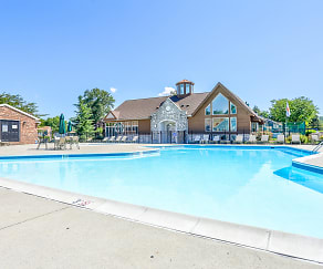 Pool, Charleston Greene