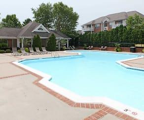 Pool, Rabbit Run Apartments