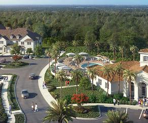 View, Magnolia Estates