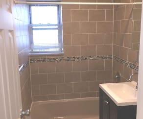 Bathroom, Kennedy Arms