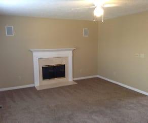 Living Room, 8676 Woolstone Court