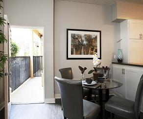 Dining Room, Axiom Westwood