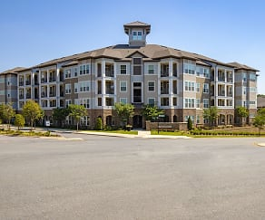 Building, Brookson Resident Flats