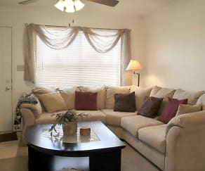 Living Room, Sun Ridge Village