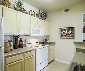 Kitchen, Limestone Ranch At Vista Ridge