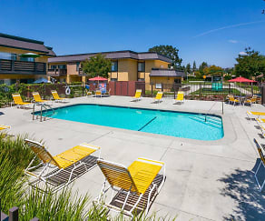 Pool, California Villages in West Covina