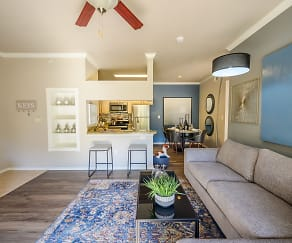 Living Room, 23Hundred at Ridgeview