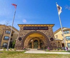 Community Signage, Providence Place II