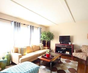 Living Room, Harvard Terrace