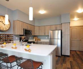 Kitchen, Ethos