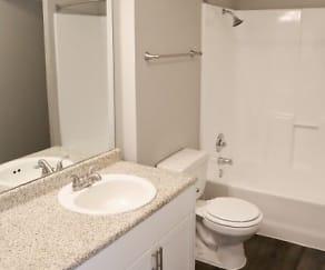 Bathroom, Joule