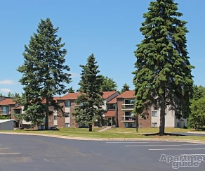 Okemos Station Apartments Townhomes