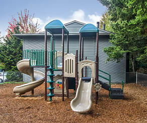 Playground, Enchanted Woods Apartments