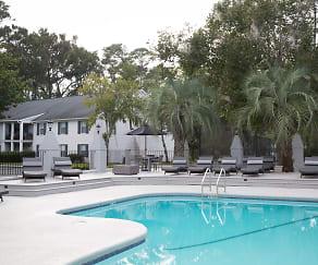 Pool, Magnolia Villas