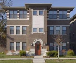 Building, Oakwood Shores Senior Apartments
