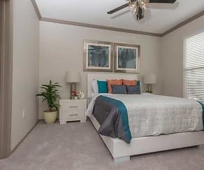 Bedroom, Lakes at Lewisville