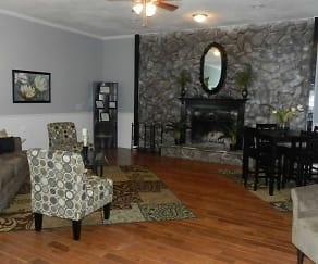 Living Room, Crossings at East Nashville
