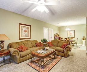 Living Room, Grand Reserve At Madison