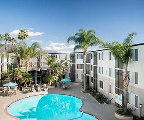 1200 Riverside, Fairfax Senior High School, Los Angeles, CA