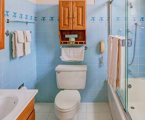 Bathroom, The Broadmoor - Retirement Community