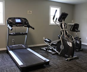 Fitness Weight Room, Deer Park Gardens