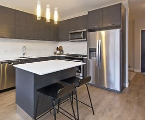 Kitchen, 229 PARK