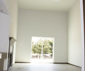 Living Room, Washington Lofts