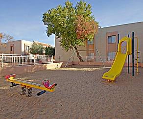 Playground, Mountain View Apartments