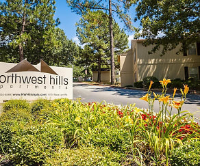 Community Signage, Northwest Hills