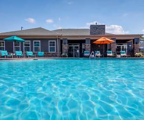 Pool, Evolve at Tega Cay