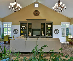 Clubhouse, Timberlane Apartments