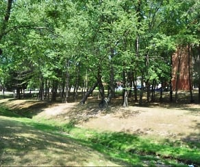 Building, The Elms at Old Mill