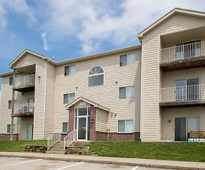 Building, Flatwater Apartments