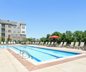 Pool, Spring View Apartments