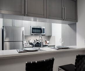 Kitchen, One City Place