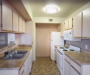 Kitchen, Adobe Highlands